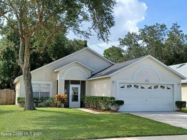 6782 Fawn Ridge Drive, Melbourne, FL 32940 (MLS #913457) :: Blue Marlin Real Estate
