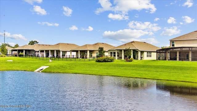3880 Sage Brush Circle, Melbourne, FL 32901 (MLS #913464) :: Blue Marlin Real Estate