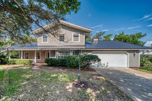 3086 Rio Baya Drive N, Indialantic, FL 32903 (MLS #913472) :: Premium Properties Real Estate Services