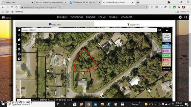 501 Wildmer Road SW, Palm Bay, FL 32908 (MLS #913473) :: Vacasa Real Estate