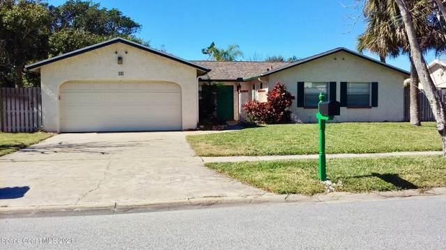 15 Colonial Drive, Cocoa Beach, FL 32931 (MLS #913506) :: Blue Marlin Real Estate