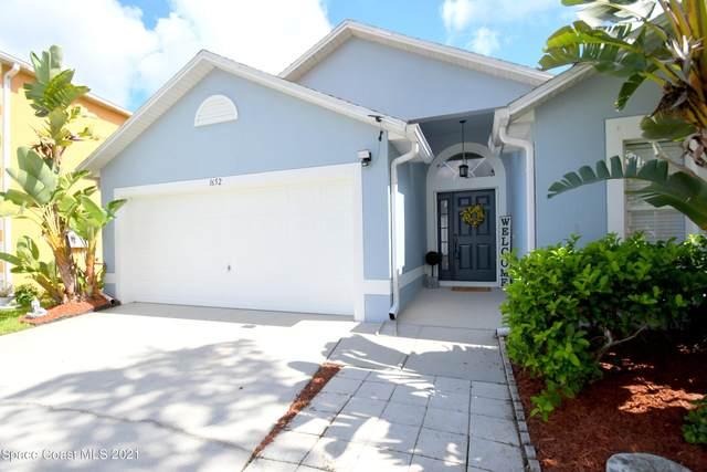 1652 La Maderia Drive, Palm Bay, FL 32908 (MLS #913509) :: Blue Marlin Real Estate