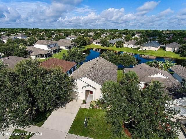 3556 Mount Carmel Lane, Melbourne, FL 32901 (MLS #913510) :: Blue Marlin Real Estate