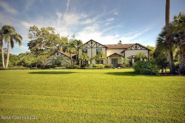 160 Utopia Circle, Merritt Island, FL 32952 (MLS #913522) :: Blue Marlin Real Estate