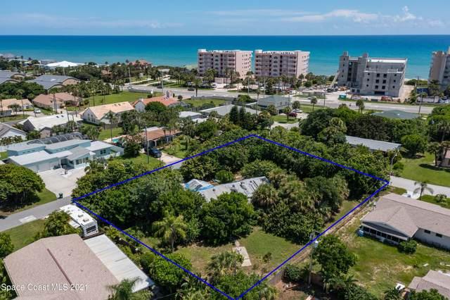 201 Pine Tree Drive, Indialantic, FL 32903 (MLS #913532) :: Premium Properties Real Estate Services
