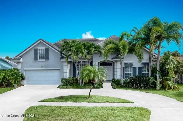 620 Jackson Court, Satellite Beach, FL 32937 (MLS #913536) :: Premium Properties Real Estate Services