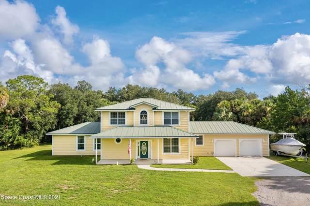 7210 Mourning Dove Court, Titusville, FL 32780 (MLS #913545) :: Keller Williams Realty Brevard