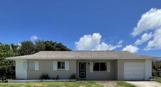 40 N Suzanne Court, Merritt Island, FL 32952 (MLS #913555) :: Blue Marlin Real Estate