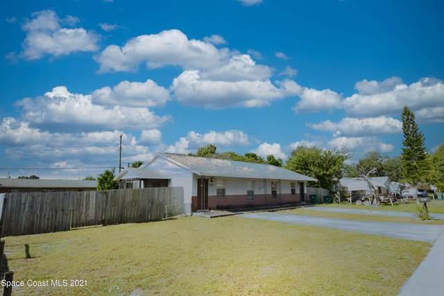 1643/1645 Ruth Street, Cocoa, FL 32926 (MLS #913604) :: Blue Marlin Real Estate