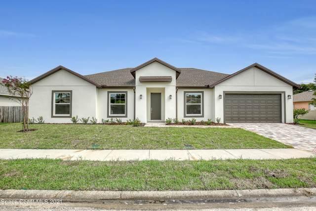 420 Lighthouse Landing Street, Satellite Beach, FL 32937 (MLS #913609) :: Premium Properties Real Estate Services