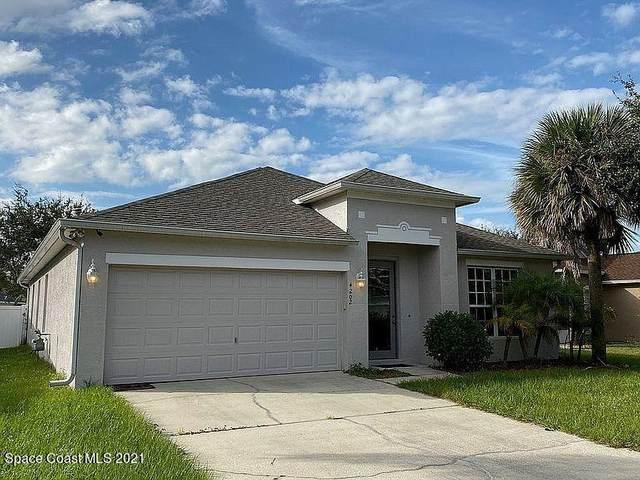 4202 Collinwood Drive, Melbourne, FL 32901 (MLS #913616) :: Blue Marlin Real Estate