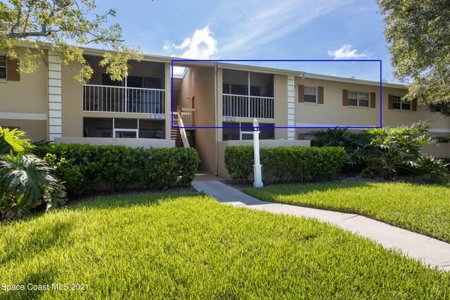1649 Sunny Brook Lane #205, Palm Bay, FL 32905 (MLS #913657) :: Blue Marlin Real Estate
