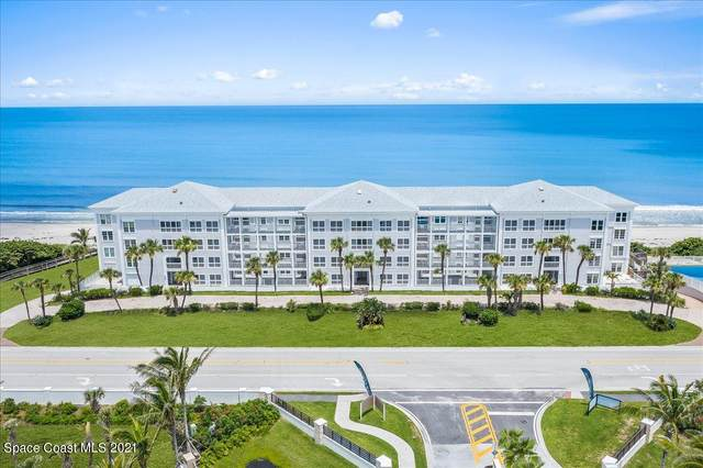 3039 S Highway A1a 3E, Melbourne Beach, FL 32951 (MLS #913662) :: Blue Marlin Real Estate