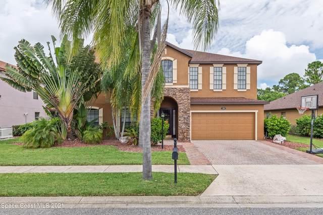 1420 Talon Way, Melbourne, FL 32934 (MLS #913666) :: Vacasa Real Estate