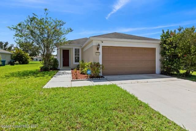 1621 Dittmer Circle SE, Palm Bay, FL 32909 (#913669) :: The Reynolds Team | Compass