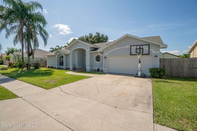 435 Lighthouse Landing Street, Satellite Beach, FL 32937 (MLS #913680) :: Blue Marlin Real Estate