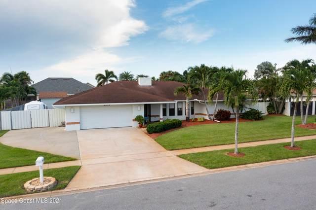 206 Elm Avenue, Melbourne Beach, FL 32951 (MLS #913681) :: Blue Marlin Real Estate