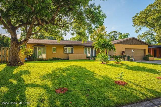 1545 Echo Drive, Titusville, FL 32780 (MLS #913689) :: Blue Marlin Real Estate