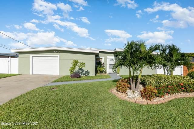 755 Jacaranda Street, Merritt Island, FL 32952 (MLS #913707) :: Blue Marlin Real Estate
