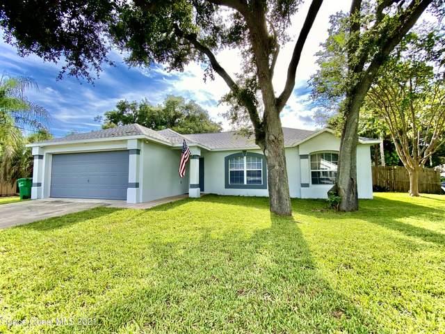 7130 Hartman Street, Cocoa, FL 32927 (MLS #913714) :: Blue Marlin Real Estate