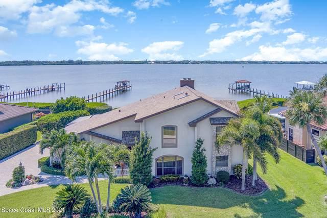 770 Loggerhead Island Drive, Satellite Beach, FL 32937 (MLS #913726) :: Keller Williams Realty Brevard