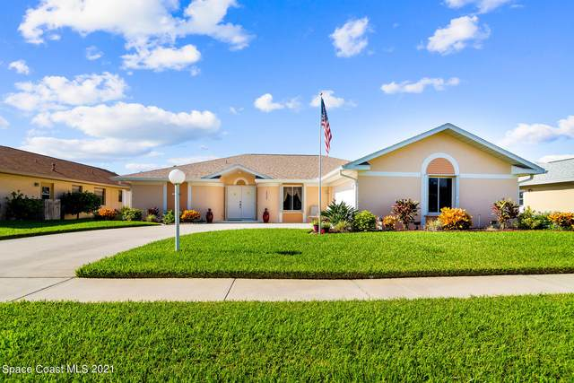 2049 Thistle Drive, Melbourne, FL 32935 (MLS #913729) :: Blue Marlin Real Estate