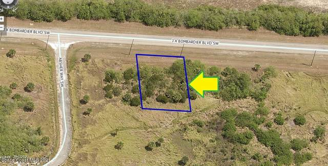 1040 J.A. Bombardier Boulevard SW, Palm Bay, FL 32908 (MLS #913773) :: Blue Marlin Real Estate