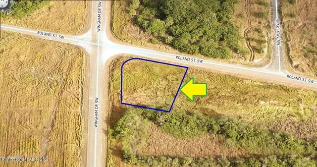 1228 Roland Street SW, Palm Bay, FL 32908 (MLS #913774) :: Blue Marlin Real Estate