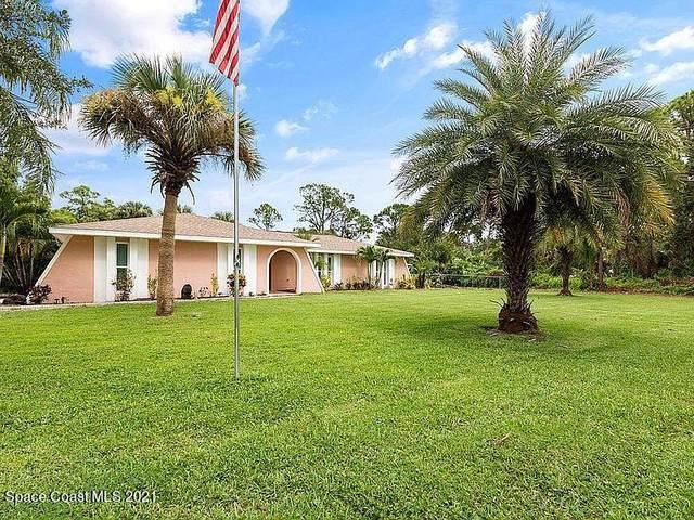 3450 W Coquina Terrace, Malabar, FL 32950 (MLS #913847) :: Keller Williams Realty Brevard