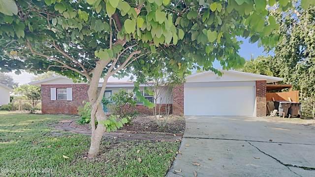 2351 Middlecoff Court, Titusville, FL 32780 (MLS #913850) :: Blue Marlin Real Estate