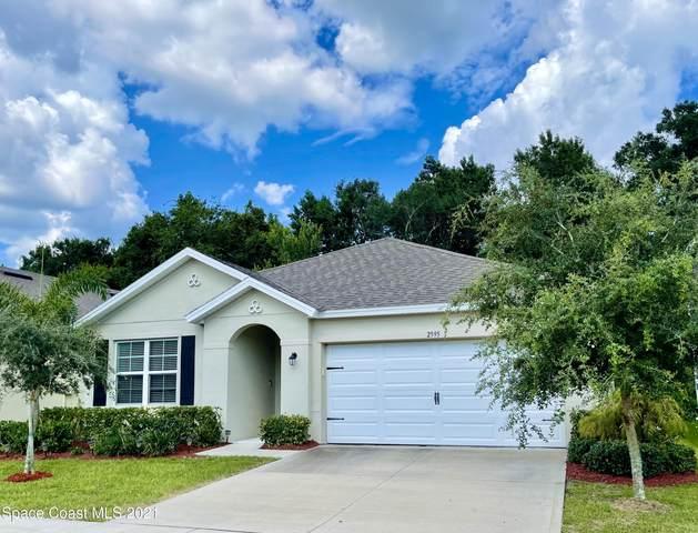 2595 Falcon Lane, Mims, FL 32754 (MLS #913853) :: Blue Marlin Real Estate