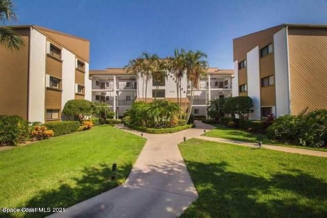6175 S Mirror Lake Drive #308, Sebastian, FL 32958 (MLS #913899) :: Blue Marlin Real Estate