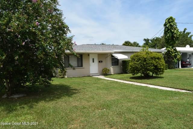 300 Holly Lane, Melbourne, FL 32901 (MLS #913926) :: Blue Marlin Real Estate
