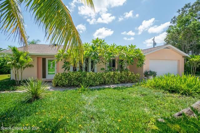 245 Avocado Street, Satellite Beach, FL 32937 (MLS #913950) :: Keller Williams Realty Brevard