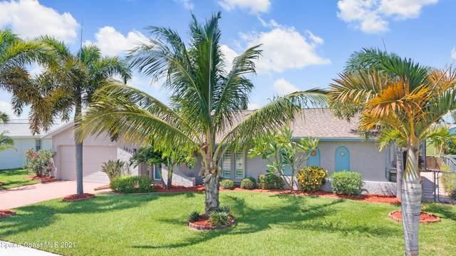 1530 Bella Casa Court, Merritt Island, FL 32952 (MLS #913970) :: Keller Williams Realty Brevard