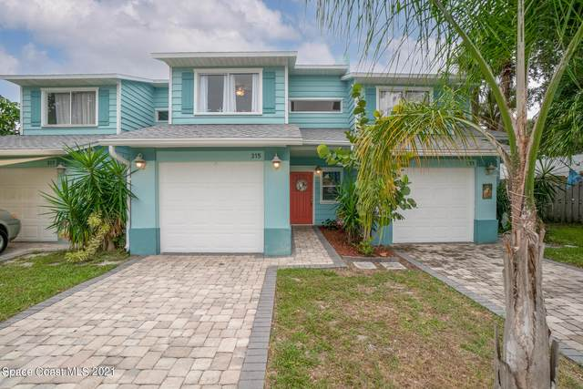 315 Jefferson Avenue, Cape Canaveral, FL 32920 (MLS #914029) :: Keller Williams Realty Brevard