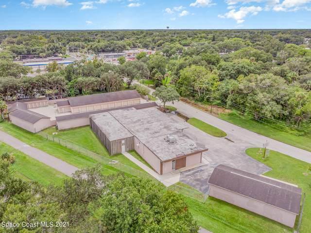 175 N Park Avenue, Titusville, FL 32796 (MLS #914033) :: Blue Marlin Real Estate