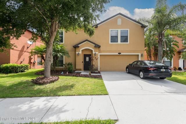 245 Dryden Circle, Cocoa, FL 32926 (MLS #914038) :: Blue Marlin Real Estate