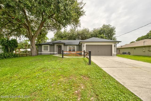 6925 Caliph Avenue, Cocoa, FL 32927 (MLS #914054) :: Blue Marlin Real Estate