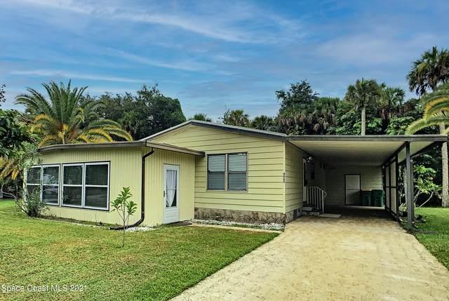 4065 Gatewood Street, Cocoa, FL 32926 (MLS #914090) :: Blue Marlin Real Estate