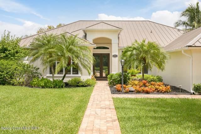 800 Peregrine Drive, Indialantic, FL 32903 (MLS #914095) :: Blue Marlin Real Estate