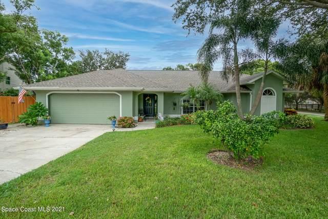3139 Lost Lagoon Court, Merritt Island, FL 32952 (MLS #914104) :: Blue Marlin Real Estate