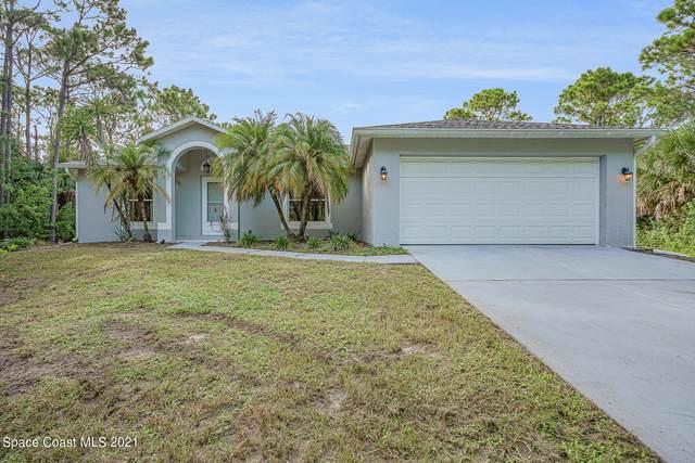 1199 SE Weldon Street, Palm Bay, FL 32909 (MLS #914110) :: Vacasa Real Estate