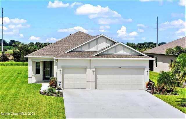 4368 Lago Vista Drive, Sebastian, FL 32976 (MLS #914130) :: Keller Williams Realty Brevard