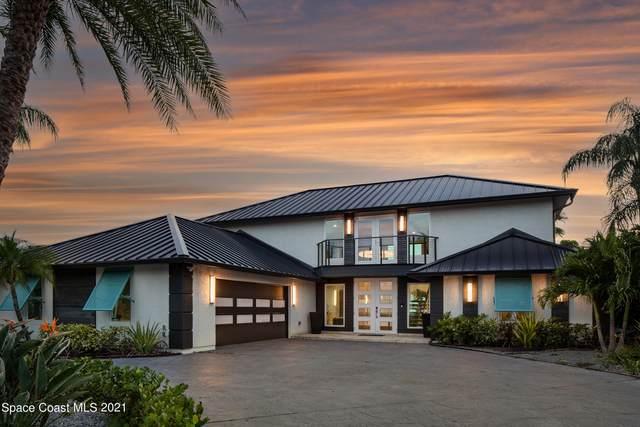 508 Lanternback Island Drive, Satellite Beach, FL 32937 (MLS #914151) :: Premium Properties Real Estate Services