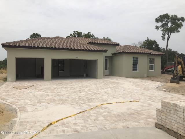 1186 Fulton Circle, Titusville, FL 32780 (MLS #914185) :: Blue Marlin Real Estate