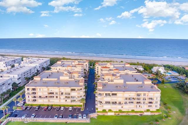 806 Mystic Drive #306, Cape Canaveral, FL 32920 (MLS #914197) :: Blue Marlin Real Estate