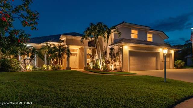 109 Wakefield Drive, Indian Harbour Beach, FL 32937 (MLS #914218) :: Keller Williams Realty Brevard