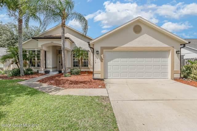 3178 Brentwood Lane, Melbourne, FL 32934 (MLS #914277) :: Blue Marlin Real Estate
