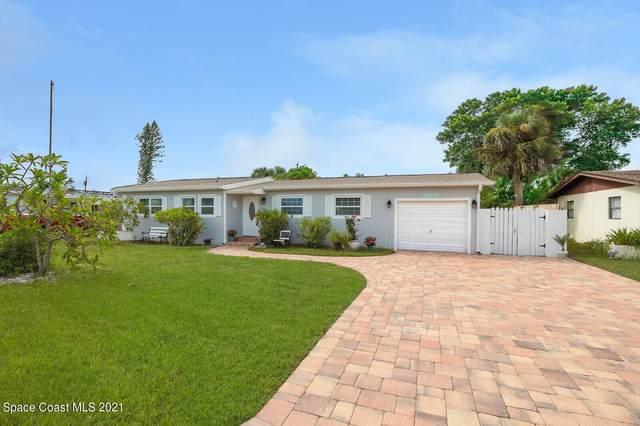 228 NE 1st Court, Satellite Beach, FL 32937 (MLS #914281) :: Blue Marlin Real Estate